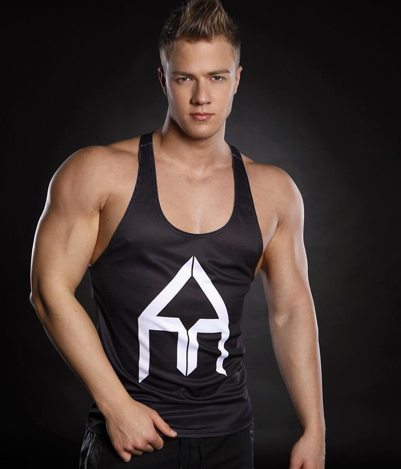 b32792c910a6a6 summer Mens Fitness Sports Sleeveless Shirt Running Vests Quick-drying Tops  Men Bodybuilding Clot  Product No  7339730. Item specifics  Seller ...