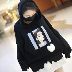 Coat Nursing Wear Autumn Winter Pregnant Clothing Cotton Hoodie Pregnancy Clothes Pregnant Woman