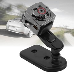 HD 1080P Mini Car Sports DVR Camera MINI Camcorder IR Night Vision 100 minutes at 1080P 30fps