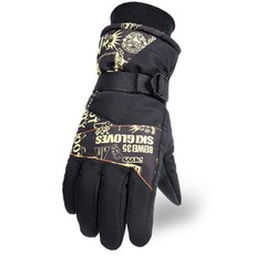Gloves Women Men Gloves Snowmobile Motorcycle Riding Winter Gloves Windproof Waterproof Unisex Sn