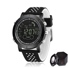 New 1808 Flagship Rugged Smartwatch 24-month Standby Time 24h All-Weather Monitoring Smart Mens W