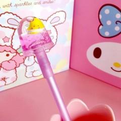 Piece Lytwtws Kawaii Cute Gel Pen Drift Botton Fashion School Office Supplies Chicken Pig Student