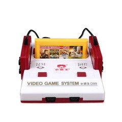 Retro Classic Handheld Video Game Console 8 Bit to TV for FC Kids Family 30 Anniversary + 500 Gam