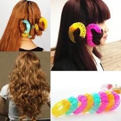 Magic Hair Curler Spiral Curls Roller Donuts Curl Hair Styling Tool hair accessories