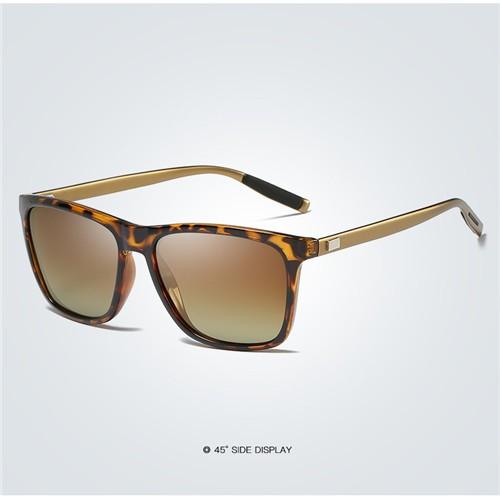 efeca6a2a43 2018 Sunglasses Women Men Square Frame Polaroid Sun Glasses Male ...