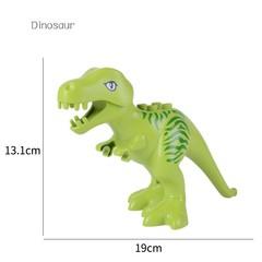Legoing Duplo Animal Series Model Figures Big Building Blocks Animals Educational Toys For Kids C