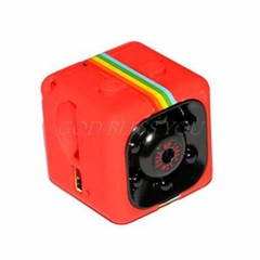 Mini Camera HD 1080P Night Vision Camcorder Infrared Video Support TF Card Xianjia