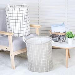 Animals Pattern Laundry Baskets Foldable Cloth Storage Basket Bathroom Large Size Laundry Baskets