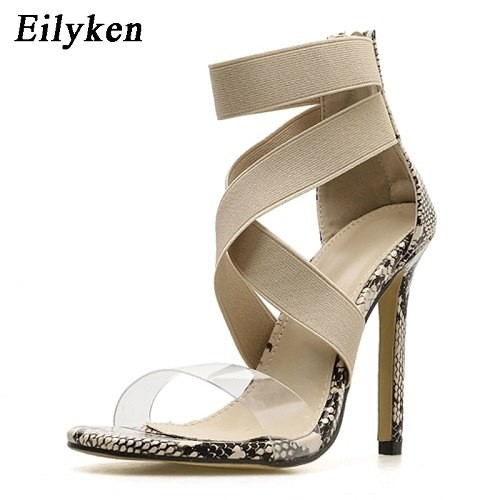 d4c09f4d1872 ... Women Sandals Open Toe Stiletto High Heels Summer Ladies Party Stretch  Fabr  Product No  7429644. Item specifics  Seller SKU vNAoUIDTBjT  Brand