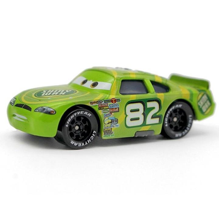 Pixar Cars 2 Race Cars Lightning McQueen 1 55 Diecast Metal Alloy Cars Model  Educational 94dda1372f4a