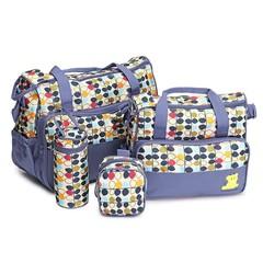 Mummy Backpack Canvas Large Capacity Diaper Bottle Travel Maternity Infanticipate Bag