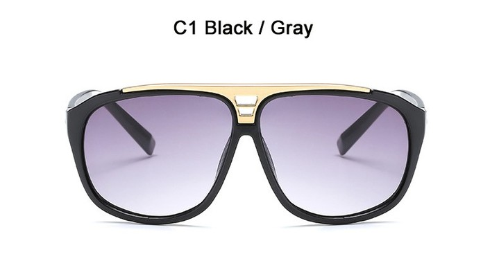 68186bf5e8 Mens Driving Sunglasses Black for Sale Oversized Big Designer Sun Glsses  for Woman and Man with