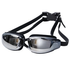 Profession Waterproof Non-Fog HD Swimming Goggles Swim Glasses UV Protection Adjustable