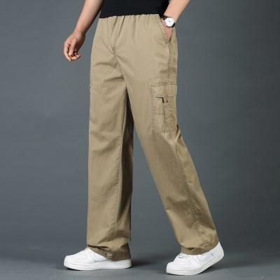 aeb5f4f0fb84a size men cargo Cotton pants Military M-6XL Solid Baggy Loose Elastic waist  Sweatpants Casual Pant  Product No  7490722. Item specifics  Seller ...