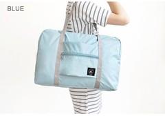 Sport Bag Portable Female Folding Storage Duffle Bags Fitness Yoga Mat Travel Large Capacity Outd