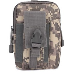 Tactical Pouch Molle Hunting Bags Belt Waist Bag Military Fanny Pack Pouches Phone Case Pocket Fo