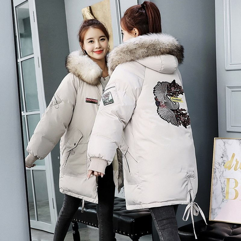 ee5e79c8226 Warm Hooded Fur Collar Cotton Long Parka Plus Size Winter Jacket Women Coat  Thick Cotton Padded  Product No  7502954. Item specifics  Seller  SKU MLTDrkNqIyB ...