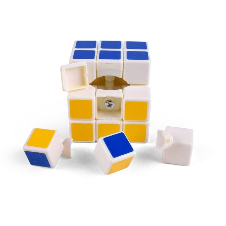 Magic Cube 3x3 Professional Speed Cube Black/Stickerless Puzzle Cubo Magico Puzzles Colorful Educ