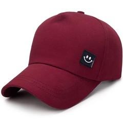 Men Women Smile tennis Cap Snapback Hat Hip-Hop Adjustable Caps hip hop snapback hats wash cap fo