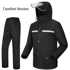 Motorcycle Raincoat Poncho Outdoor  Waterproof Cover Rain Coat Men Suit Casaco Masculino Regenjas