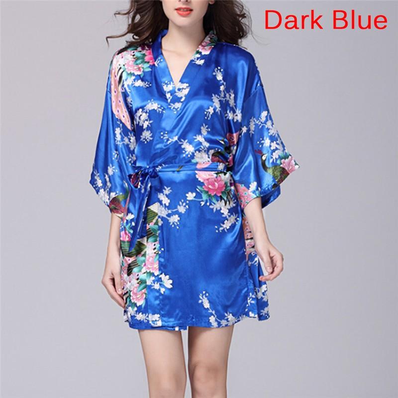 ... Bridesmaid Robe Floral Bathrobe Short Kimono Robe Night Robe Bath Robe  Fashio  Product No  7660976. Item specifics  Seller SKU yuFQpblcyGU  Brand  c4818ac2d