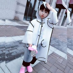 Raincoat Poncho Women Children Girl Kids Cover Rain Coat Suit Ladies Coats Kamp Malzemeleri Ponch