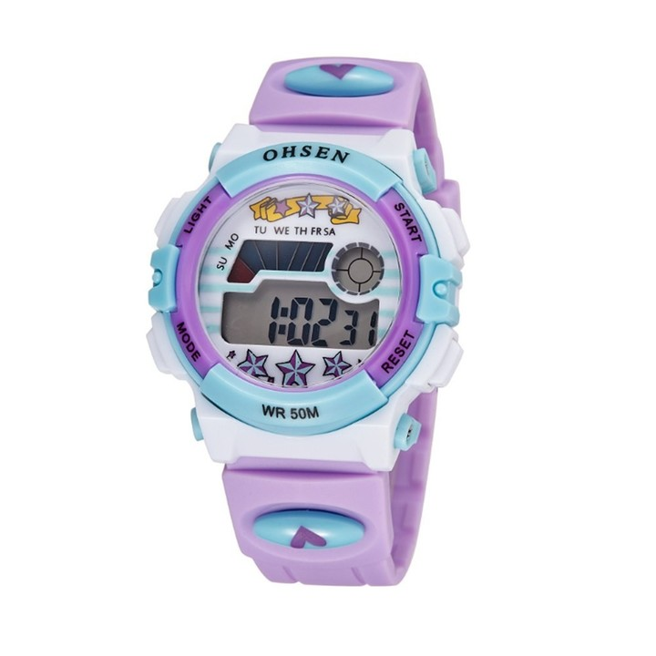 Watches Kids Watches Waterproof Children Boys Student Waterproof Sports Watch Led Digital Date Wristwatch Select Gift For Kid Traveling