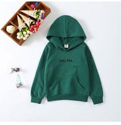 Fashion Long Sleeves Hoodies Spring Autumn Outerwear Cotton Sweatshirts Pullovers Clothing 1-8 Ye