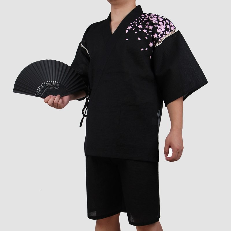 aa6aeaf746 ... pajamas sets men yukata simple kimono cotton male loose japan home clo   Product No  7949434. Item specifics  Seller SKU PMCUrAoFpXr  Brand