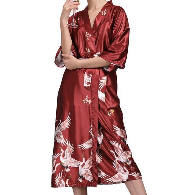 ... Night Robe Wedding Bride Bridesmaid Floral Bathrobe Pijama Sexy Bathrobe  Dressi  Product No  2960167. Item specifics  Seller SKU gmPqhRKZWuu  Brand  5ac582a6a