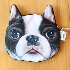 Girl Wallet Bag Ladies Face Zipper Mini Cat Coin Purses Dog Childrens Purse Plush Bolsa De Moeda