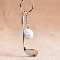 Cute Souvenir Key Buckles Golf High Quality Sports Theme Sports Games Keepsake Q1034SH