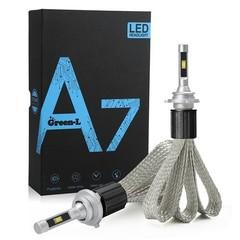 LED h11 Headlight 11000lm copper cooling lamps LED 9012 H1 H4 H7 H11 9005 HB3 9006 HB4 LED 24V au
