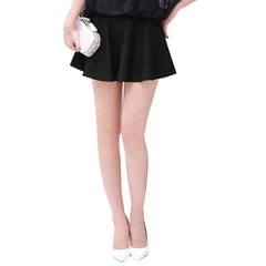 Waist Pleated Skirts Female Casual Skirts Solid Simple Sailor Mini Skirt