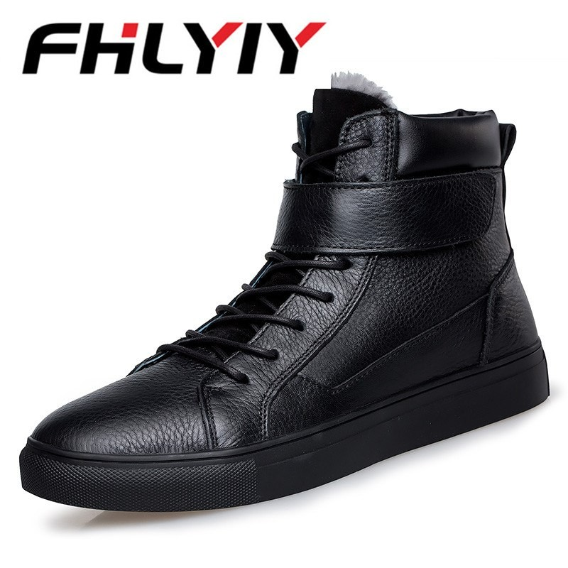 468c1dc1fe6 ... Shoes Casual Wear-Resistant Leather Anti-Skid Lace Up Boots Men Snow  Boo  Product No  8055776. Item specifics  Seller SKU hIFcZnYottU  Brand
