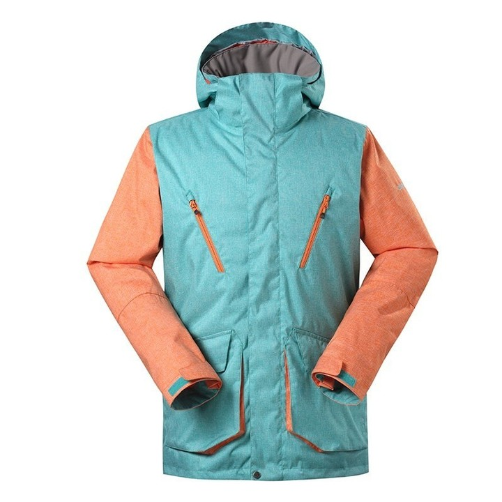 New Ski Jacket Men Waterproof Winter Snow Jacket Thermal Coat For Outdoor  Mountain Skiing Snowboa 580e80fb3