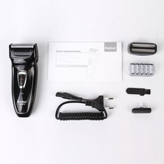 Style Electric Shavers Professional Male Beard Trimmer Rechargeable Beard Cutting Machine Electri