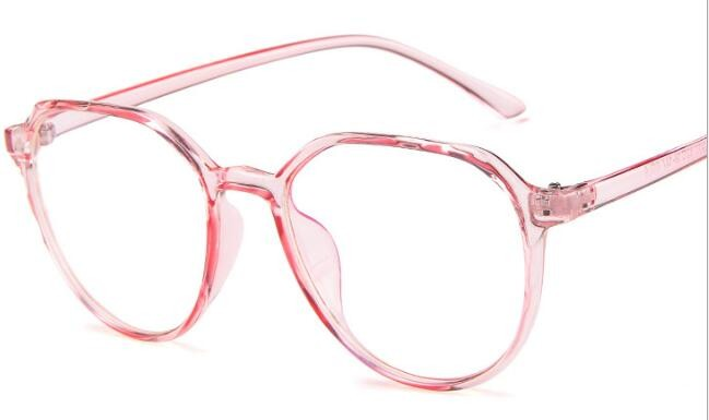 4766de9affd Ultra Light Glasses Frames Men and Women Clear Transparent Eyewear Cat Eyes Vintage  Spectacle Fra