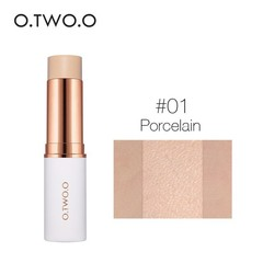 Brand New 1pcs Concealer Stick Foundation Makeup Full Cover Contour Face Concealer Cream Base Pri