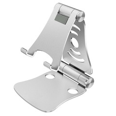 PC Stand Desktop Bedside Phone Stand 10 Inch Universal Folding Switch Holder