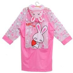 Cartoon Raincoat for Children Kids Girls Rainproof Rain Coat Waterproof Poncho Boys Rainwear Kind