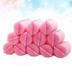 Hair Curler Magic Sponge Foam Cushion Hair Styling Rollers Curler Twist Tool Hot Sale