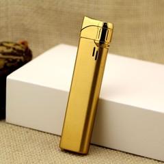 Shipping Compact Jet Lighter Gas Torch Turbo Lighter Strip Windproof All Metal Cigar Lighter 1300