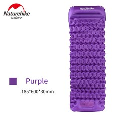 Ultralight Waterproof Air Mats Inflate Mattress With Pillow NH17C061-U