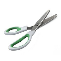 Dressmaking Pinking Shears Crafts Zig Zag Cut Scissors