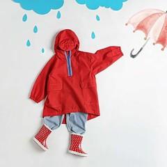 Animal Safety Raincoat Waterproof Poncho Dinosaur Cover Rain Coat Kids Suit Girls Gabardina Mujer