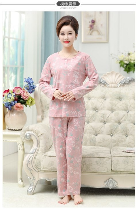 6199e6ae89 new cute ladies leisure homewear drop shipping cotton pajamas large size  top nightgowns cotton li  Product No  8212050. Item specifics  Seller ...