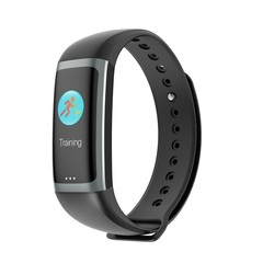 Smart Band Bracelet Color Display Blood Oxygen Pressure Heart Rate Sleep Reminder Fitness Wristba