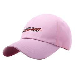 Tennis Caps Women Men Adjustable Letter Smiley Gestures Embroidery Baseball Mesh Cap Outdoor Hats
