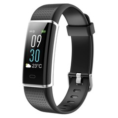 ID130C Bluetooth Smart Band Multiple Sports Fitness Bracelet Tracker Heart Rate Monitor Remote Ca